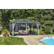 Gazebo Penguin Screen for All-Season Marseille Gazebo, 10'x14' (456805)