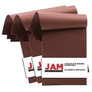JAM Paper® Paper Pad, 6 x 9, Brown, 3/Pack (211628159g)