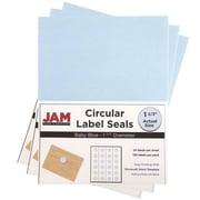 JAM PaperMD – Étiquettes autocollantes rondes, 1 2/3 po, rose bébé, 360/paquet