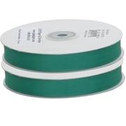 Jam PaperMD – Ruban gros-grain, 0,63 po x 25 verges, vert, 2/paquet (7896739G)