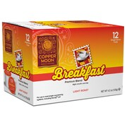 Copper Moon Breakfast Blend  12ct Single Cup