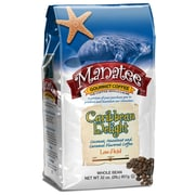 Manatee Caribbean Delight  2 lb Whole Bean