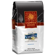 Copper Moon French Vanilla  2 lb. Whole Bean