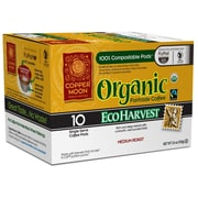 Copper Moon Eco Harvest Fairtrade Organic 10 count