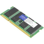 Dell A2537144 Compatible 2GB DDR2-800MHz Unbuffered Dual Rank 1.8V 200-pin CL6 SODIMM
