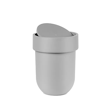 Umbra Touch Waste Can, Grey