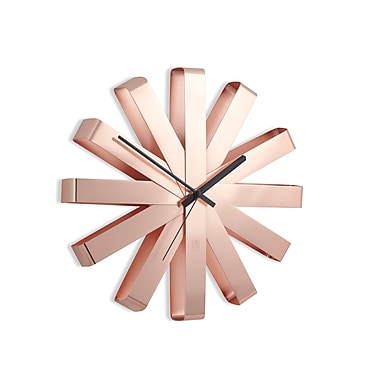 Umbra Ribbon Wall Clocks