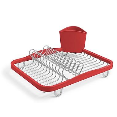 Umbra – Panier à vaisselle Sinkin, rouge