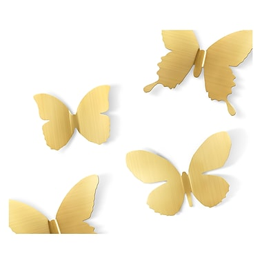 Umbra Metal Mariposa Wall Decors