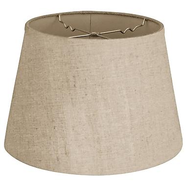 RoyalDesigns Timeless 16'' Linen Empire Lamp Shade; Linen Belgium