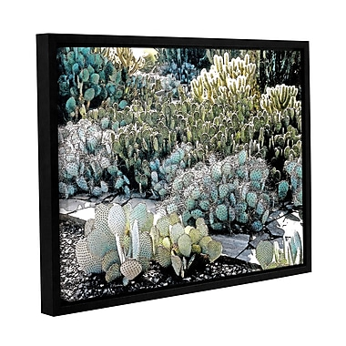 ArtWall Botanical Garden by Linda Parker Framed Photographic Print; 14'' H x 18'' W