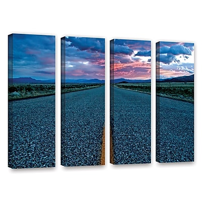 ArtWall Us 91 by Mark Ross 4 Piece Photographic Print on Wrapped Canvas Set; 24'' H x 32'' W x 2'' D