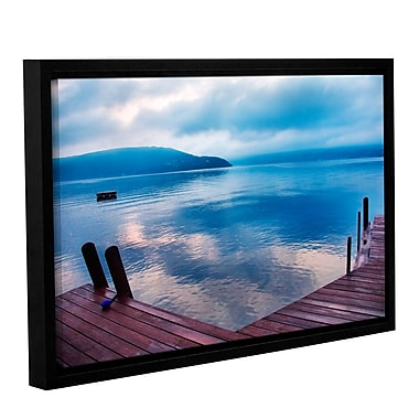 ArtWall Interlude Filtered by Steve Ainsworth Framed Photographic Print; 16'' H x 24'' W