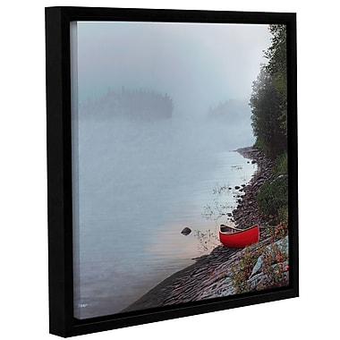 ArtWall Smoke on the Water by Ken Kirsh Framed Photographic Print; 14'' H x 18'' W