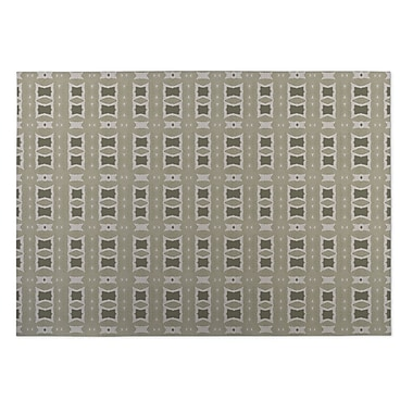 Kavka Crossroads Indoor/Outdoor Doormat; Sand