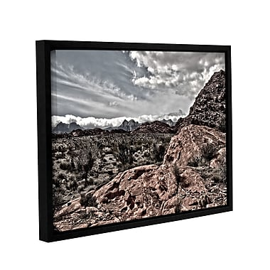 ArtWall Fingertip Afternoon by Mark Ross Framed Photographic Print; 18'' H x 24'' W