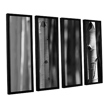 ArtWall A Way Out by Mark Ross 4 Piece Framed Photographic Print Set; 24'' H x 32'' W x 2'' D
