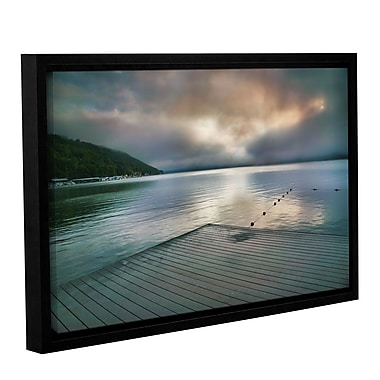 ArtWall At Ease by Steve Ainsworth Framed Photographic Print on Wrapped Canvas; 32'' H x 48'' W