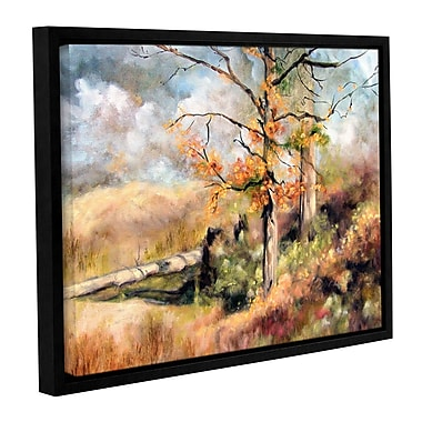 ArtWall Autumn by Marina Petro Framed Painting Print on Wrapped Canvas; 18'' H x 24'' W
