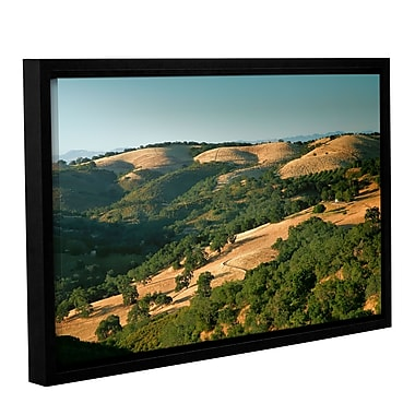 ArtWall Hills Of California by Steve Ainsworth Framed Photographic Print; 16'' H x 24'' W