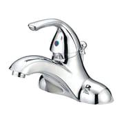 OakbrookCollection Standard Bathroom Faucet Single Handle