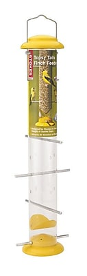 StokesSelect Topsy Turvy Finch Tube Bird Feeder (WYF078279025078) photo