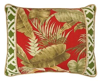 Thomasville At Home Captiva Cotton Breakfast Pillow