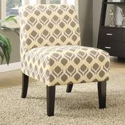 A&J Homes Studio Bellaire Slipper Chair
