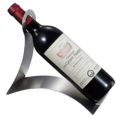 Visol Products Volnay 1 Bottle Tabletop Wine Rack