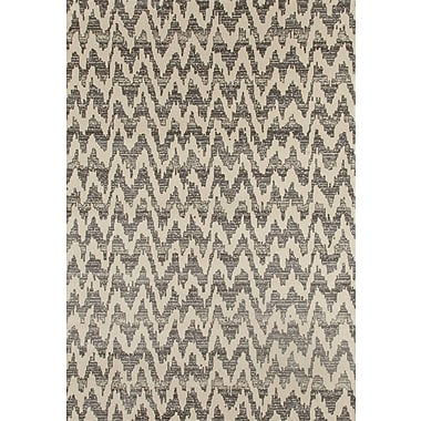 Art Carpet Dexter Gray Area Rug; 7'10 x 10'6