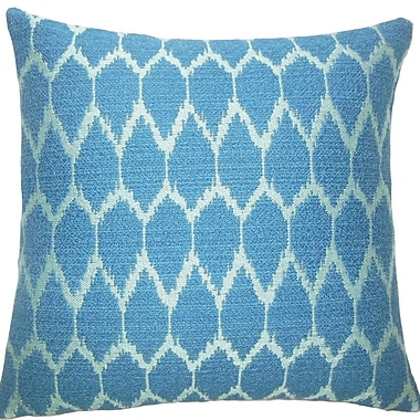 The Pillow Collection Paratyl Geometric Throw Pillow; 20'' H x 20'' W x 5'' D