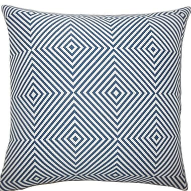 The Pillow Collection Upton Geometric Throw Pillow; 20'' H x 20'' W x 5'' D