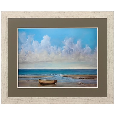 Propac Images Low Tide Framed Painting Print