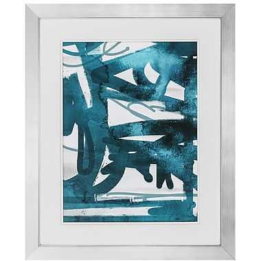 Propac Images Option II Framed Painting Print