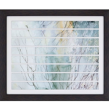 Paragon Branches II by PI Galerie Framed Graphic Art