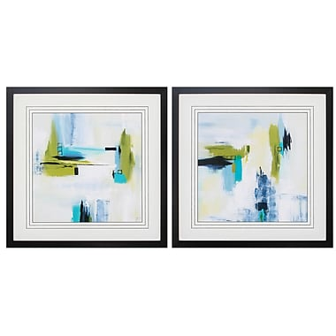 Propac Images Like Start 2 Piece Framed Painting Print Set