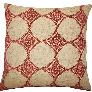 The Pillow Collection Aim Geometric Throw Pillow; 18'' H x 18'' W x 5'' D