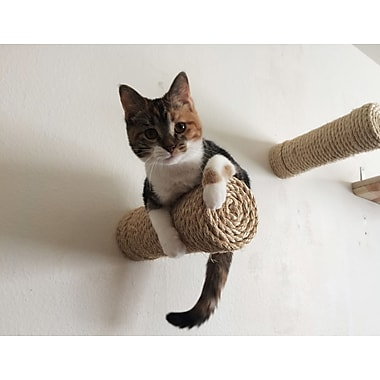 CatastrophiCreations 11'' Floating Sisal Cat Perch
