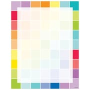 Creative Teaching Press Painted Palette Computer Paper, 50 Sheets Per Package (CTP7100)