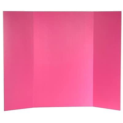 Flipside 1 Ply Project Board Pink 36
