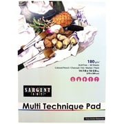 "Sargent Art 14-7/8""x10-5/8"" Multi Technique Pad (SAR235024)"