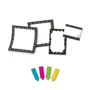Teacher Created Resources Chalkboard Brights Sticky Notes (TCR5833)