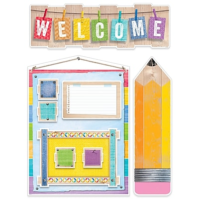 Creative Teaching Press Upcycle Style Welcome BB Set (CTP7054)