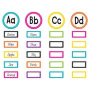 Teacher Created Resources Polka Dots Word Wall Bulletin Board Set (TCR5787)