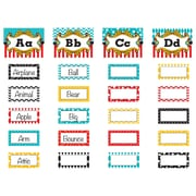 Teacher Created Resources Carnival Alphabet Word Wall Bulletin Board Set (TCR5706)