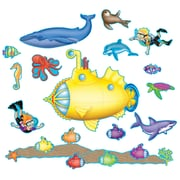 Teacher Created Resources Under The Sea Bulletin Board Set (TCR5151)