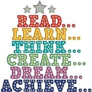 Teacher Created Resources Marquee Motivation 53 Piece Bulletin Board Display (TCR5867)