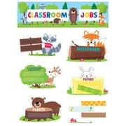 Creative Teaching Press Classroom Jobs Mini Bulletin Board Set Woodland Friends (CTP1759)
