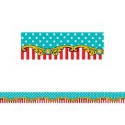 "Teacher Created Resources 35' x 3"" Carnival Straight Border Trim (TCR5705)"