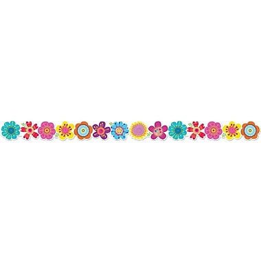 Creative Teaching Press 37' Springtime Blooms Border, 11/Pack (CTP2680)